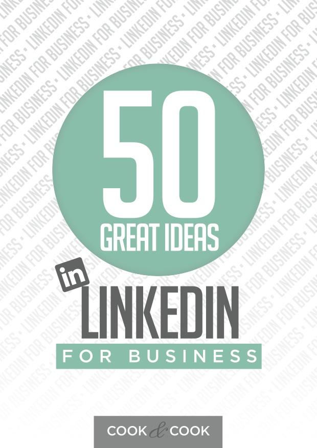 Book about LinkedIn ideas