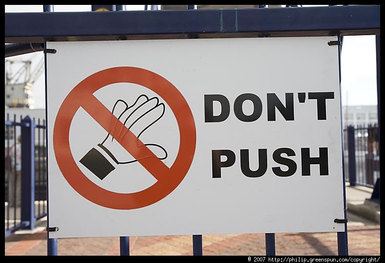 Push media marketing