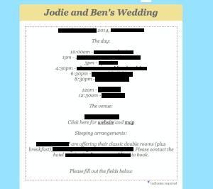 mailchimp wedding invitation 5