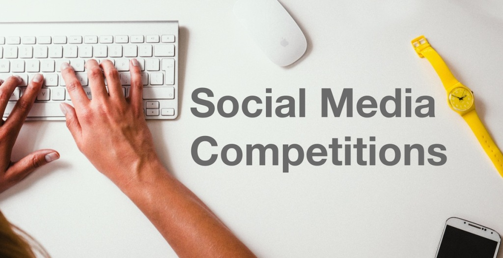 social media competitions