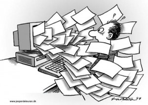 email productivity - spam and pointless emails