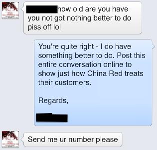 China Red 5