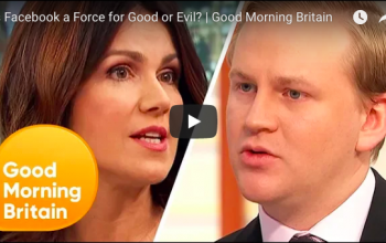 Facebook – A force for good or evil? [VIDEO]