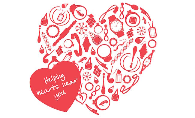 Social media for heart health charity