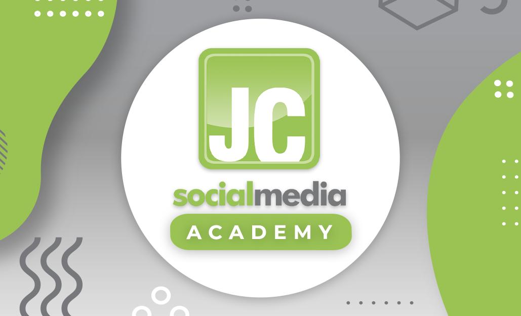 The JC Social Media academy logo