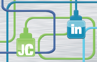 LinkedIn cheat sheet from JC Social Media