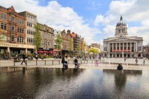 Social media marketing services in Nottingham