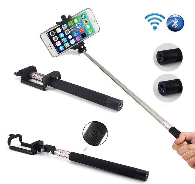 Selfie stick - social media gadget