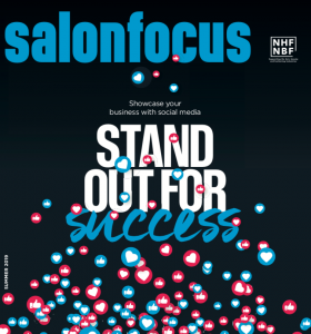 Salon Focus JC Social Media
