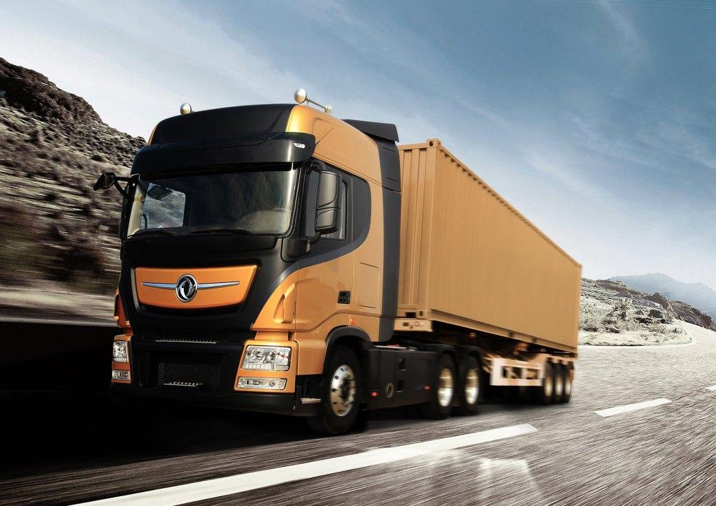 Social media for a truck manufacturer