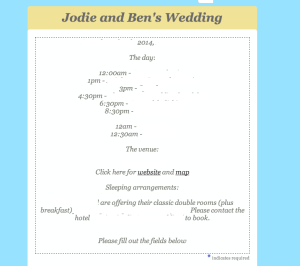 How To Create Wedding Invitations Using Mailchimp Jc Social Media