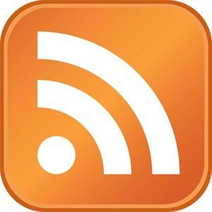 RSS blogging logo