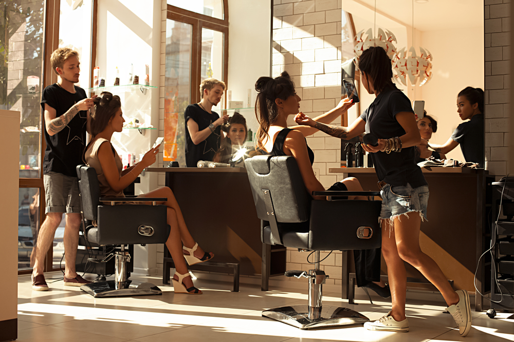 Social media for salon owners
