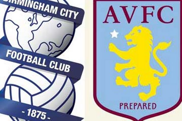 villa and blues rivalry in Birmingham